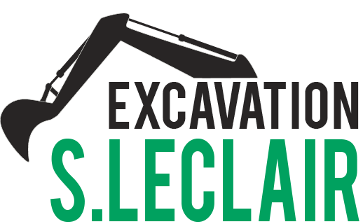 Logo Excavation Leclair